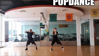 POPDANCE:Homer Rontos And Bismarc Naling  Barcelona By Max George