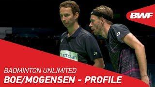 Badminton Unlimited 2019 | Boe/Mogensen - Profile | BWF 2019