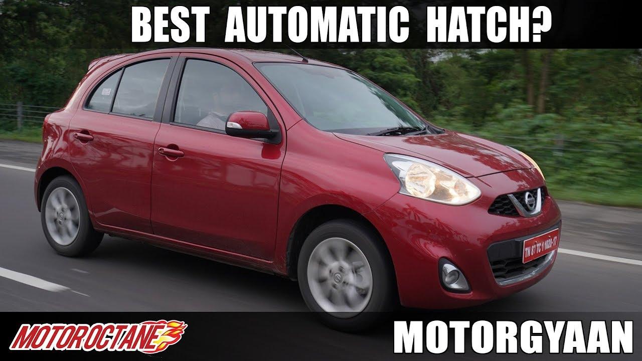 Motoroctane Youtube Video - Best Automatic Hatchback? | Hindi | MotorOctane
