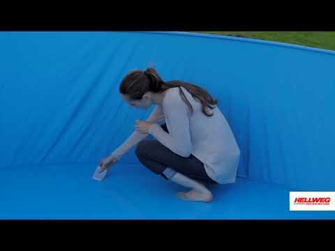 Pool aufbauen | Schritt-für-Schritt-Anleitung