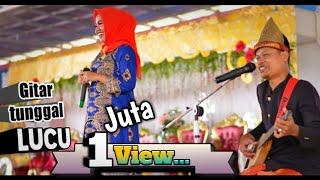 Gitar Tunggal Lucu Dari Kabupaten Musi Banyuasin Khas Sumatera Selatan Palembang