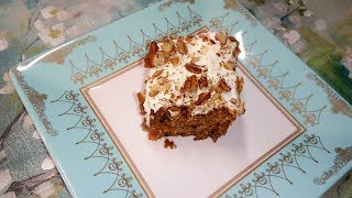 gluten free carrot cake recipe easy