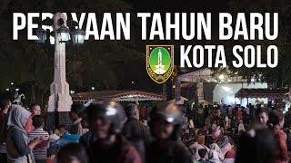 Perayaan Tahun Baru 2020 Kota Surakarta