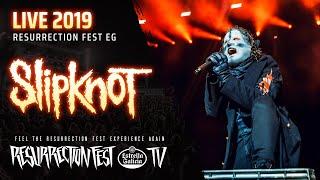 Slipknot – Live at Resurrection Fest 2019
