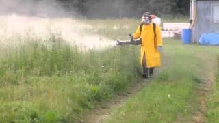 Опрыскиватель STIHL SR 430 - видео №1
