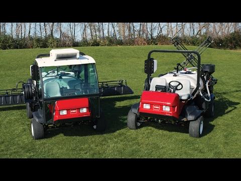 Toro® Multi Pro® 5800 Overview