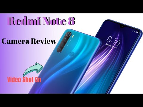 Redmi Note 8 Camera Review