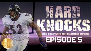 Rookie Talent Show, Cutdown Day & Ray Lewis Mic'd Up!   '01 Ravens Hard Knocks Ep. 5   NFL Vault