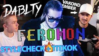 HIRO   FEROMON | STYLECHECK + KULISSZATITKOK Feat. Vakondember