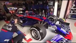 Тесты Формула 1, Барселона Испания 2019 ч.4 Утро  Testing F1 Barselona 18.02.2019