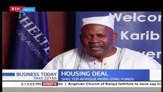 MOU with Terwiliger Centre on housing deal