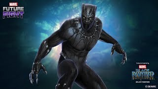 Marvel Future Fight Part 58 - New Black Panther Uniform! Pulled A CTP of Patience from Chapter 3!!!
