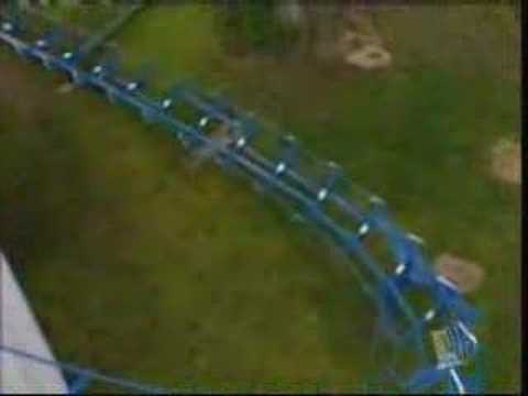 Don't Try This At Home – Homemade Roller Coaster