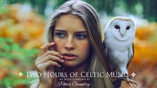 2 HOURS of Celtic Fantasy Music - Most Magical, Beautiful & Relaxing