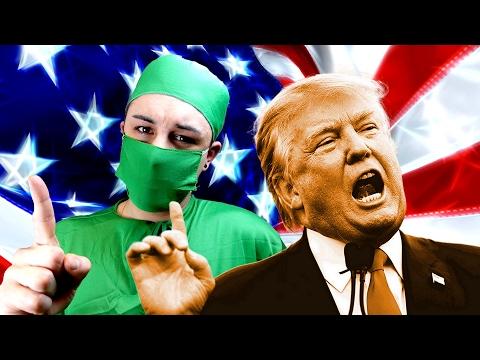 FLASH INFO : Donal Trump entre la vie et la mort ! Images exclusives !
