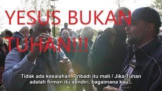 Yesus Bukan Tuhan!!!! Hashim VS Christian - Speaker Corner - Hyde Park