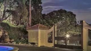 Wood Gates | Mulholland Security Los Angeles 1.800.562.5770