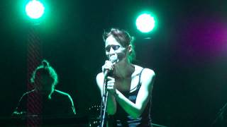 8 - Sleep To Dream - Fiona Apple - Ithaca, NY - June 19, 2012