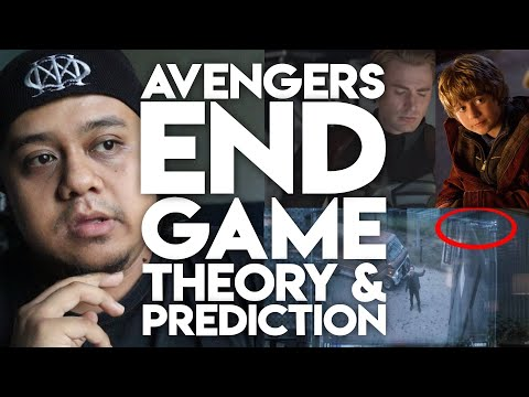 Avengers Endgame Theory & Predictions