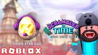 Free Video Star Eggs Roblox Egg Hunt 2019 Minecraftvideos Tv