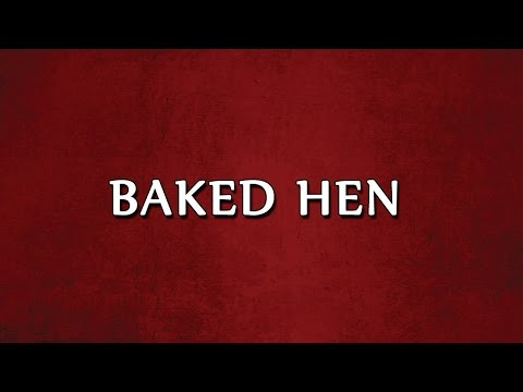 Baked Hen | RECIPES | EASY TO LEARN