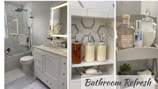 SMALL BATHROOM RENOVATION || 2020 BATHROOM DECOR IDEAS