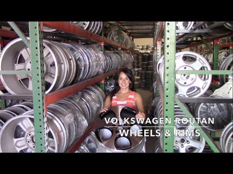 Factory Original Volkswagen Routan Rims & OEM Volkswagen Routan Wheels – OriginalWheel.com