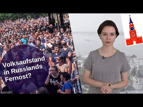 Volksaufstand in Russlands Fernost? [Video]