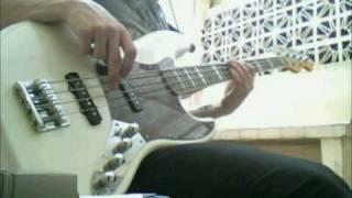 Anouk - Jerusalem [Bass Cover]