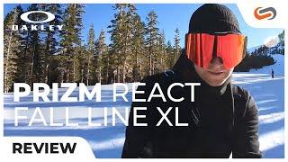 Oakley Fall Line Snow Goggle