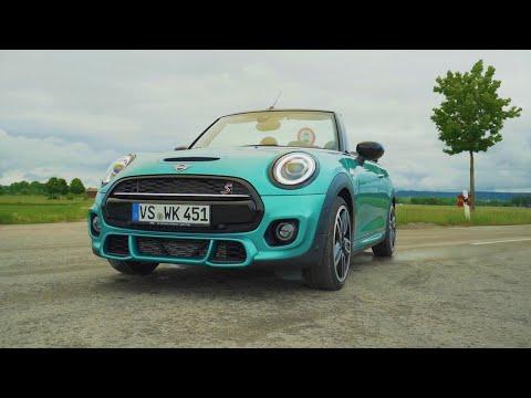 2020 Mini Cooper S Cabriolet - Review, Test, Fahrbericht