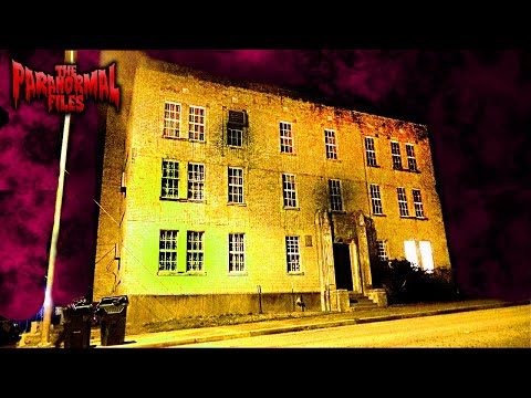 Paranormal Files' Scariest Investigation Of 2021 At Texas' Most Haunted Jail