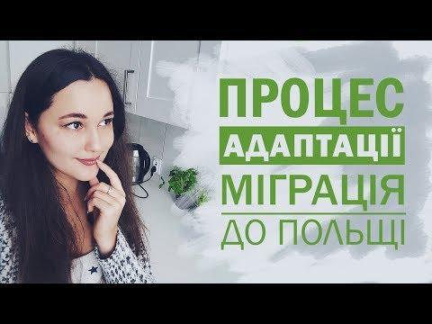 4 елементи процесу адаптації в Польщі: гроші, мова, робота, їжа