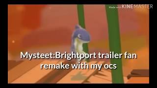 Mysteet:Brightport trailer Lush Kitty Aphmau Egorova version #reable #gacha #Kitty #aphmau #aarmau