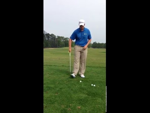 Junior Golf Tip: Better Ball Striking