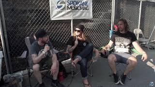 TO SPEAK OF WOLVES Interview - Octapalooza 2017 (Spokane, WA)