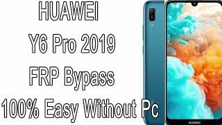 huawei y6 pro 2019 bypass google account - Thủ thuật máy