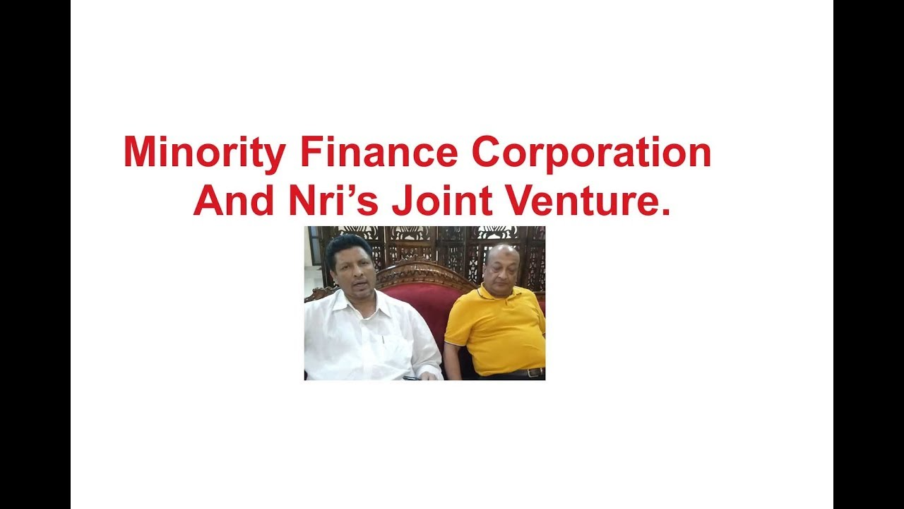 Minority Financing Corporation Ke Trainees Ko U.S.A. Mein NRI'S Ki Assistance. thumbnail