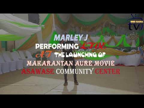 Ibee Hausa Tv (Marley J.  Performing. TSUMAGIYA song)