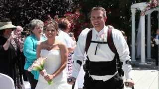 Our Wedding Day -- A Dream Come True