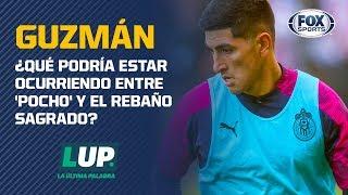 ¿Qué está pasando con Víctor Guzmán y Chivas?