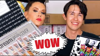 FREE STUFF BEAUTY GURUS GET | Unboxing PR Packages ... Episode 20