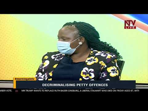KICK STARTER: Decriminalising petty offences