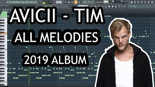 TIM (ALBUM)   ALL MELODIES [FL STUDIO]