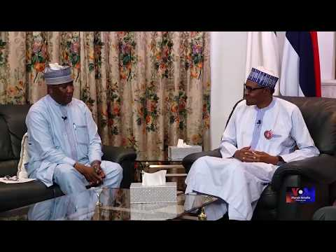 Buhari Finally Speaks On Cabal Allegations By His Wife, Aisha