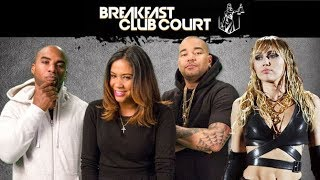 Charlamagne Faces Judgement After Heated Exchange With Miley Cyrus' Management