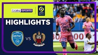 Troyes 1-0 Nice Pekan 10