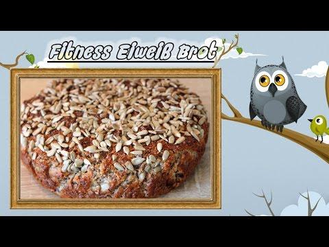 Eiweißbrot - Fitness - Low Carb - Gesund - Eules Welt