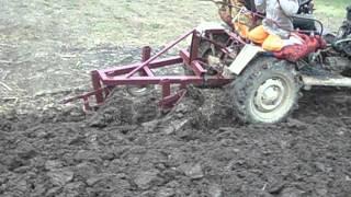 Tractoras 4x4 Facut Acasa