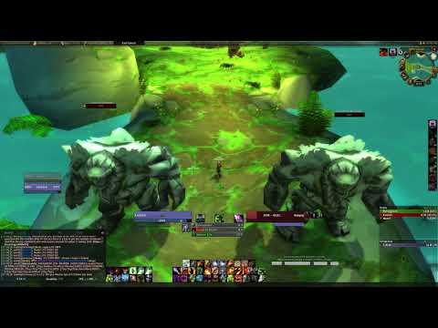 Maraudon warlock solo farm. Three boss route